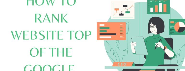 How-to-Rank-my-Website-on-Top-in-Google