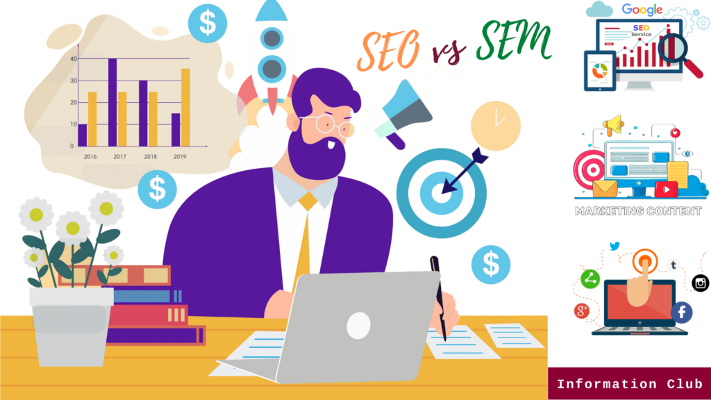 https://www.clubinfonline.com/2020/06/29/seo-vs-sem-difference-between-seo-and-sem/